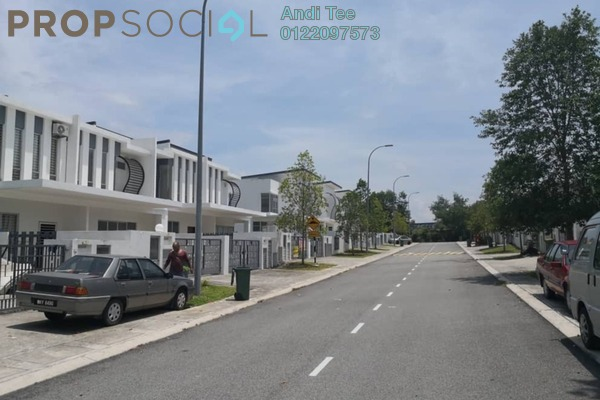 For Sale Terrace at Setia EcoHill, Semenyih Freehold Unfurnished 4R/4B 650k