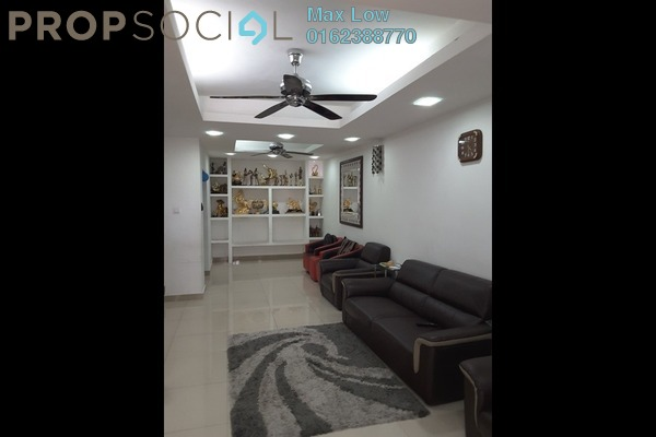 For Sale Terrace at Taman Bandar Baru Selayang Fasa 2A, Batu Caves Leasehold Semi Furnished 6R/4B 800k