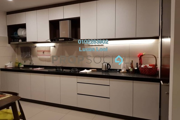 For Sale Serviced Residence at You One, UEP Subang Jaya Freehold Fully Furnished 1R/1B 630k