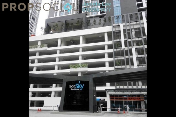 For Sale Serviced Residence at EcoSky, Jalan Ipoh Freehold Semi Furnished 3R/2B 567k