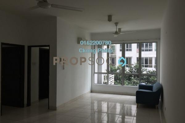 For Sale Apartment at Casa Tiara, Subang Jaya Freehold Semi Furnished 2R/2B 450k
