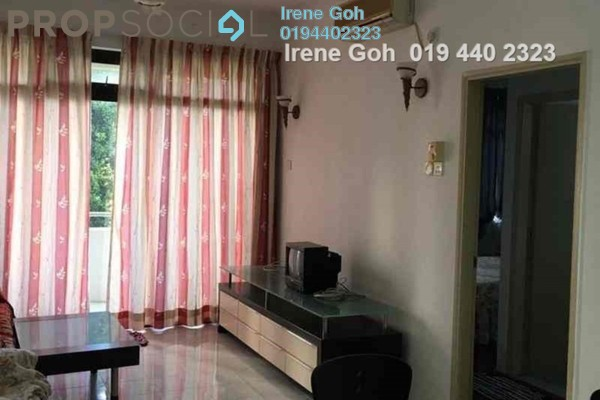 For Rent Condominium at Eden Seaview, Batu Ferringhi Freehold Fully Furnished 3R/2B 1.5k