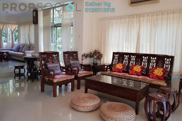 For Sale Bungalow at Sungai Buloh Country Resort, Sungai Buloh Leasehold Semi Furnished 4R/5B 1.2m