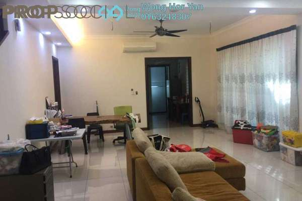 For Sale Terrace at BK8, Bandar Kinrara Freehold Semi Furnished 4R/3B 1.5m