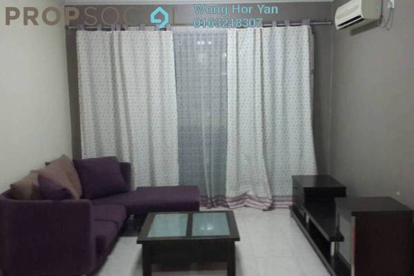 For Sale Serviced Residence at Koi Tropika, Puchong Freehold Semi Furnished 3R/2B 320k