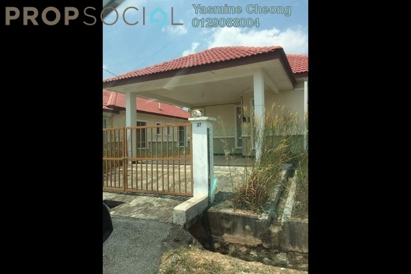 For Sale Bungalow at Bandar Akademia, Mantin Freehold Unfurnished 4R/2B 450k
