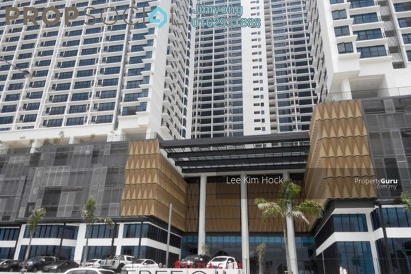 For Sale Condominium at Trefoil, Setia Alam Freehold Fully Furnished 1R/1B 295k