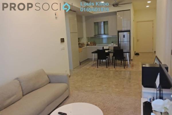 For Sale Condominium at Laman Ceylon, Bukit Ceylon Freehold Fully Furnished 2R/2B 950k
