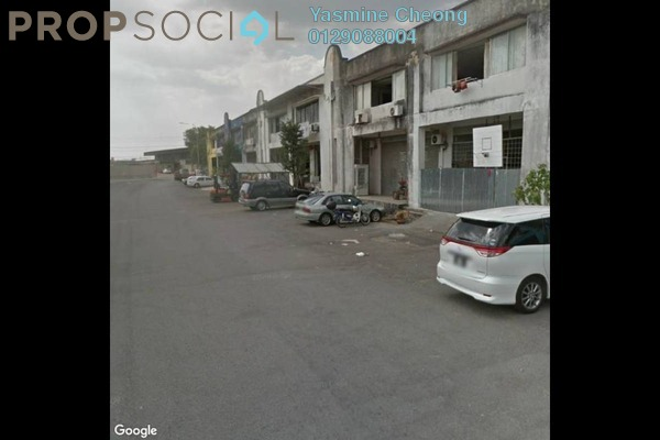 For Sale Factory at Pusat Perindustrian Sungai Chua, Kajang Freehold Semi Furnished 0R/2B 1.5m