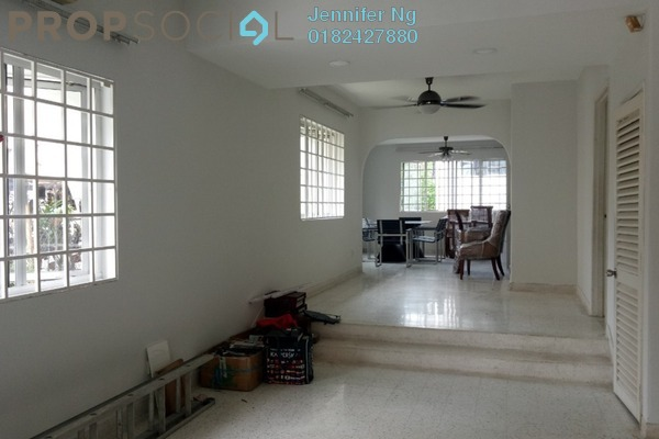 For Rent Terrace at SS18, Subang Jaya Freehold Semi Furnished 4R/3B 2.4k