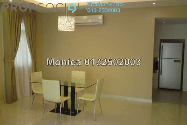 For Sale Condominium at Mont Kiara Meridin, Mont Kiara Freehold Semi Furnished 3R/4B 1.2m