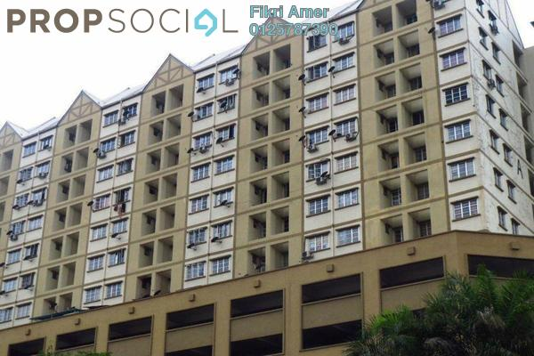 For Sale Apartment at Spring Ville, Ukay Freehold Fully Furnished 3R/2B 250k