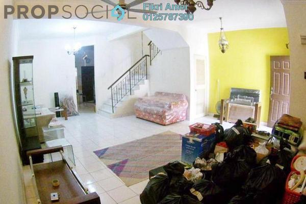 For Sale Terrace at Taman Pelangi Semenyih, Semenyih Freehold Unfurnished 4R/3B 460k