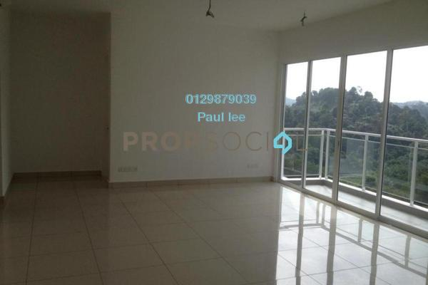 For Sale Condominium at Duet Residence, Bandar Kinrara Freehold Semi Furnished 4R/3B 640k