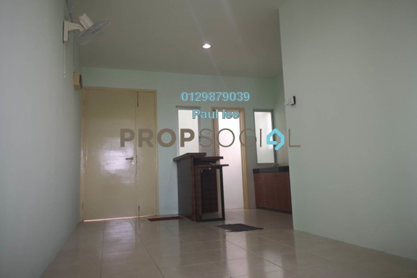 For Rent Condominium at The Heron Residency, Puchong Freehold Semi Furnished 1R/1B 800translationmissing:en.pricing.unit