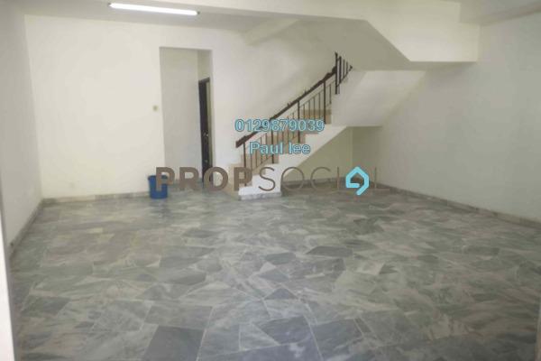 For Sale Terrace at BP1, Bandar Bukit Puchong Freehold Semi Furnished 4R/3B 558k