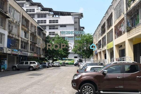 For Sale Shop at Pusat Bandar Puchong Industrial Park, Pusat Bandar Puchong Freehold Semi Furnished 0R/2B 750k
