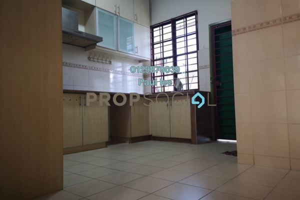 For Rent Terrace at Puteri 6, Bandar Puteri Puchong Freehold Semi Furnished 5R/3B 2.2k
