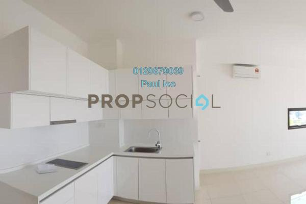 For Rent Condominium at Putra Residence, Putra Heights Freehold Semi Furnished 3R/2B 1.9k