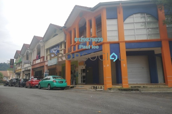 For Sale Shop at BK5, Bandar Kinrara Freehold Semi Furnished 4R/4B 1.35m