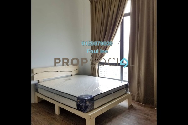 For Rent Condominium at City of Green Condominium, Seri Kembangan Freehold Fully Furnished 1R/1B 1.1k