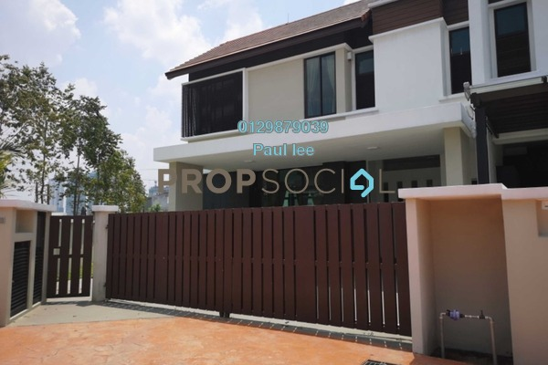 For Sale Semi-Detached at BK8, Bandar Kinrara Freehold Semi Furnished 6R/7B 2.9m