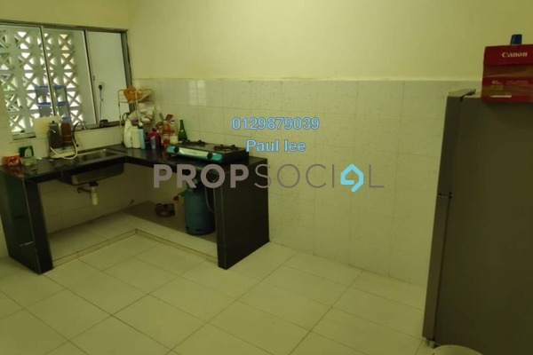 For Rent Terrace at BK5, Bandar Kinrara Freehold Semi Furnished 4R/3B 1.7k