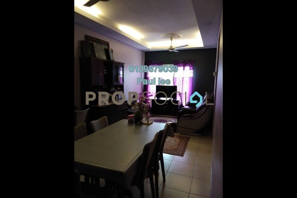For Sale Apartment at Baiduri Courts, Bandar Bukit Puchong Freehold Semi Furnished 3R/2B 255k