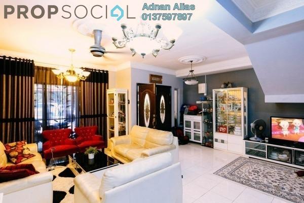 For Sale Terrace at BP2, Bandar Bukit Puchong Freehold Unfurnished 4R/3B 699k