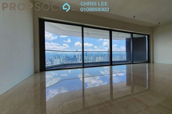 For Sale Condominium at The Sentral Residences, KL Sentral Freehold Semi Furnished 4R/4B 6.5m