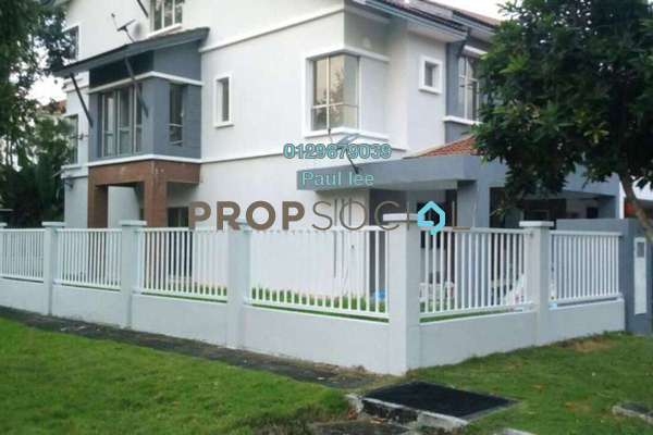 For Sale Terrace at BP14, Bandar Bukit Puchong Freehold Semi Furnished 5R/4B 1.08m