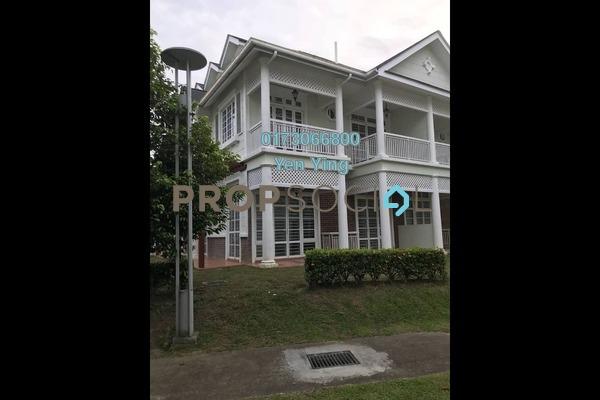 For Sale Semi-Detached at Precinct 18, Putrajaya Freehold Semi Furnished 6R/5B 1.45m