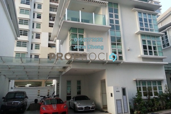 For Sale Bungalow at PT19 Residency, Puchong Freehold Unfurnished 5R/6B 1.26m
