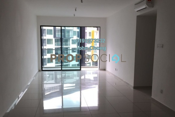 For Sale Condominium at Zeva, Bandar Putra Permai Freehold Semi Furnished 2R/2B 378k