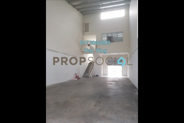 For Rent Factory at Precinct 14, Putrajaya Freehold Unfurnished 0R/1B 5.5k