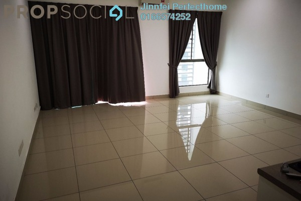 For Rent Serviced Residence at CyberSquare, Cyberjaya Freehold Semi Furnished 1R/1B 850translationmissing:en.pricing.unit