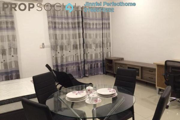 For Rent Serviced Residence at CyberSquare, Cyberjaya Freehold Fully Furnished 1R/1B 1.1k