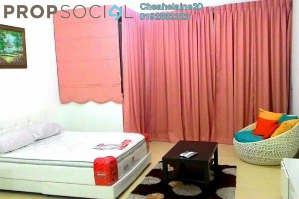 For Rent Serviced Residence at Marc Service Residence, KLCC Freehold Fully Furnished 1R/1B 2.5k