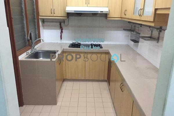 For Sale Apartment at D'Kiara Apartment, Pusat Bandar Puchong Freehold Semi Furnished 3R/2B 358k
