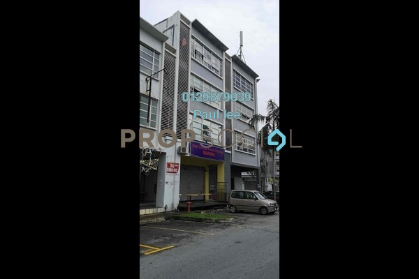 For Sale Shop at 1 Puchong Business Park, Bandar Puchong Jaya Freehold Semi Furnished 6R/8B 2.15m