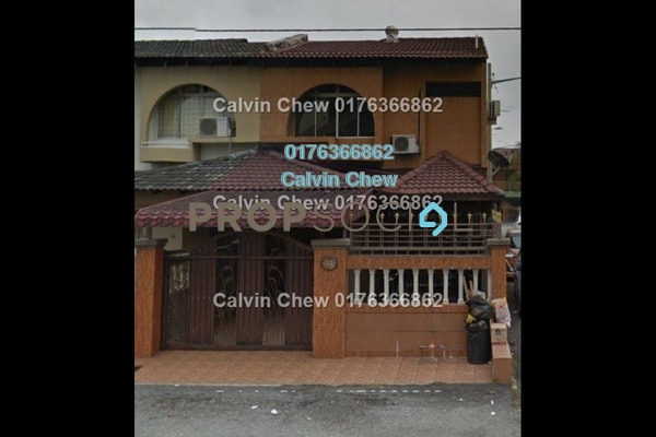 For Sale Terrace at Taman Angsana Hilir, Desa Pandan Freehold Unfurnished 0R/0B 530k