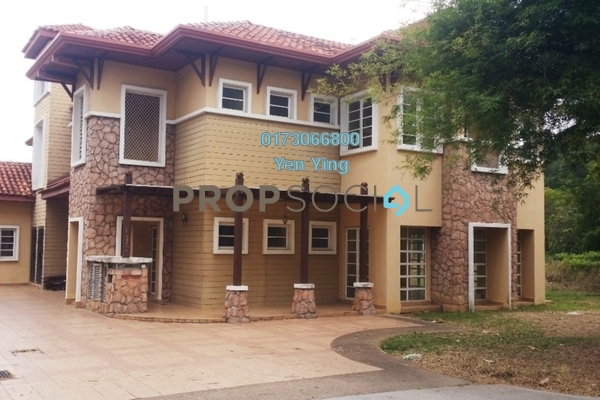 For Sale Bungalow at Precinct 14, Putrajaya Freehold Semi Furnished 6R/6B 2.85m