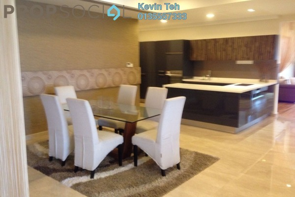 For Rent Condominium at 28 Mont Kiara, Mont Kiara Freehold Fully Furnished 4R/4B 12k