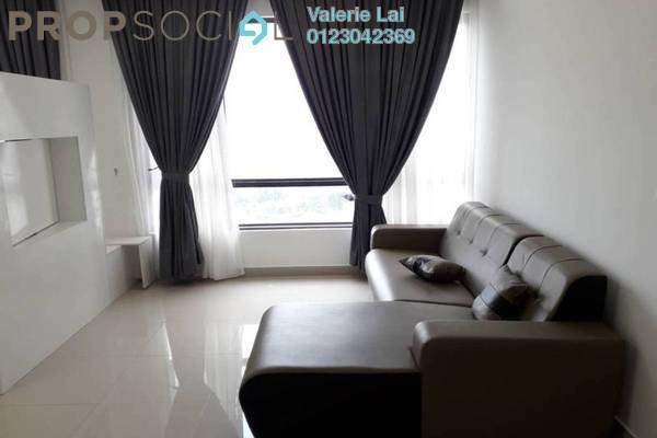 For Rent Serviced Residence at Paloma Serviced Residences, Subang Jaya Freehold Fully Furnished 1R/1B 1.7k