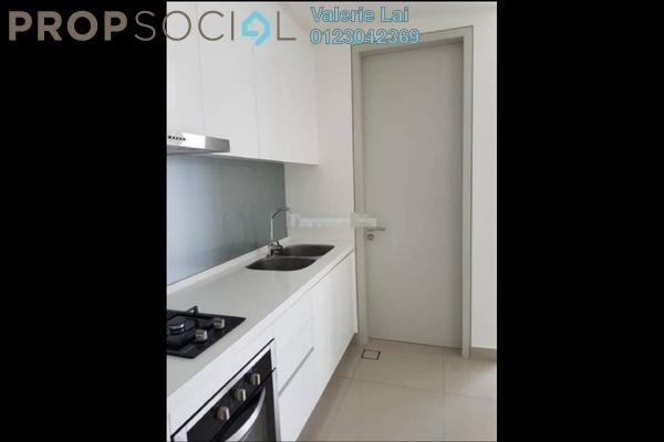 For Rent Serviced Residence at Paloma Serviced Residences, Subang Jaya Freehold Semi Furnished 1R/1B 1.2k