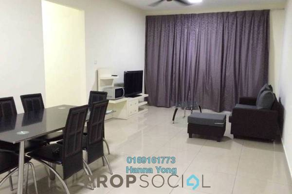 For Rent Apartment at SuriaMas, Bandar Sunway Freehold Fully Furnished 4R/2B 2.4k