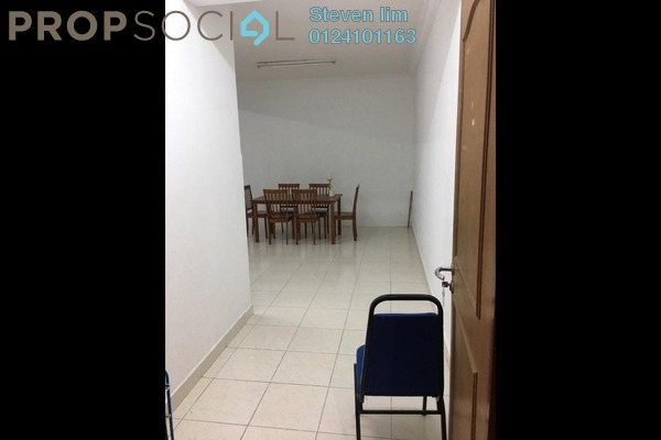 For Rent Apartment at Cyber Heights Villa, Cyberjaya Freehold Fully Furnished 4R/3B 1.3k