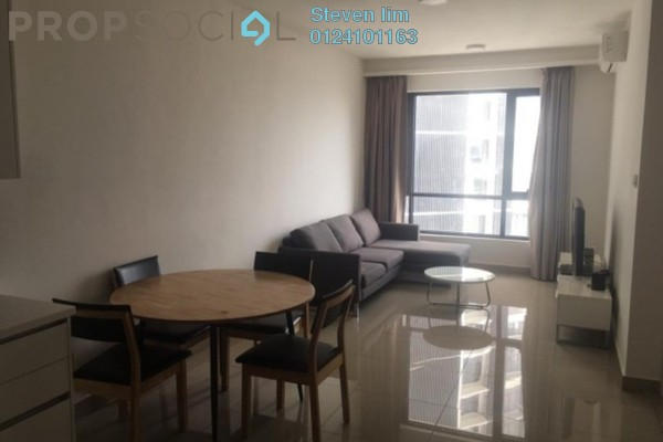 For Rent Serviced Residence at Eclipse Residence @ Pan'gaea, Cyberjaya Freehold Fully Furnished 2R/2B 1.3k