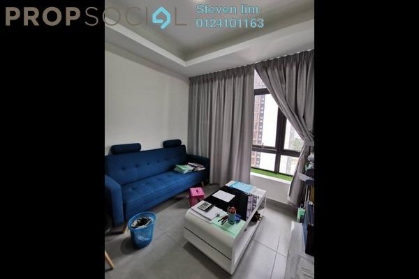 For Sale Condominium at Kanvas, Cyberjaya Freehold Fully Furnished 1R/1B 330k