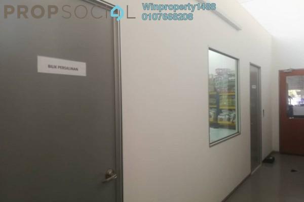 For Rent Factory at BP1, Bandar Bukit Puchong Freehold Semi Furnished 0R/0B 7.5k